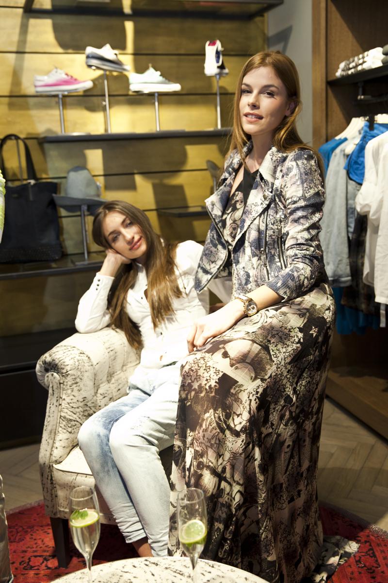 Otvoren Diesel Store U Usce Shopping Centru Fashion Company