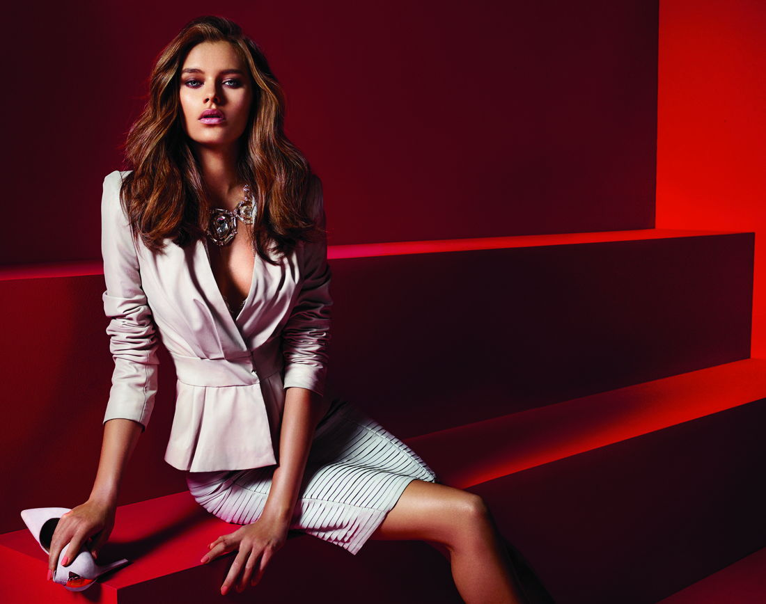 251fabac19 The Fall 2014 Marciano advertising campaign captures the breathtaking  Rachel Mortenson