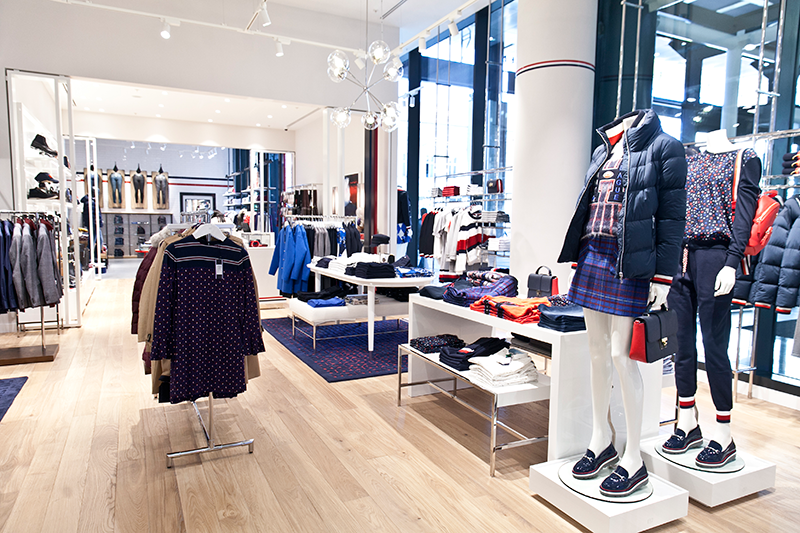new product 51635 0dc5b TOMMY HILFIGER STORE OPENS IN BELGRADE, SERBIA ...