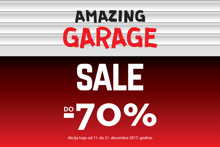GARAGE SALE. The biggest sale of up to 70% off waiting for you at FASHION  COMPANY i GUESS outlet store ... 9529df8b77c