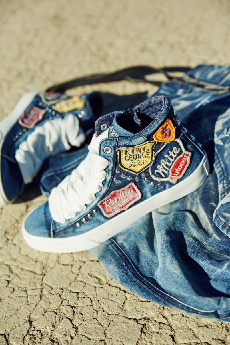 Replay Footwear SS18 - FashionCompany