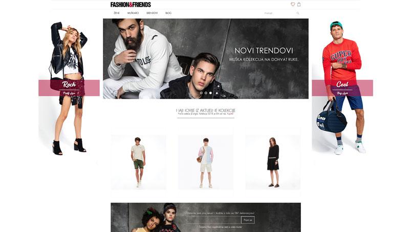 LANSIRAN FASHION FRIENDS ONLINE SHOP - Fashion Company b042e6f765