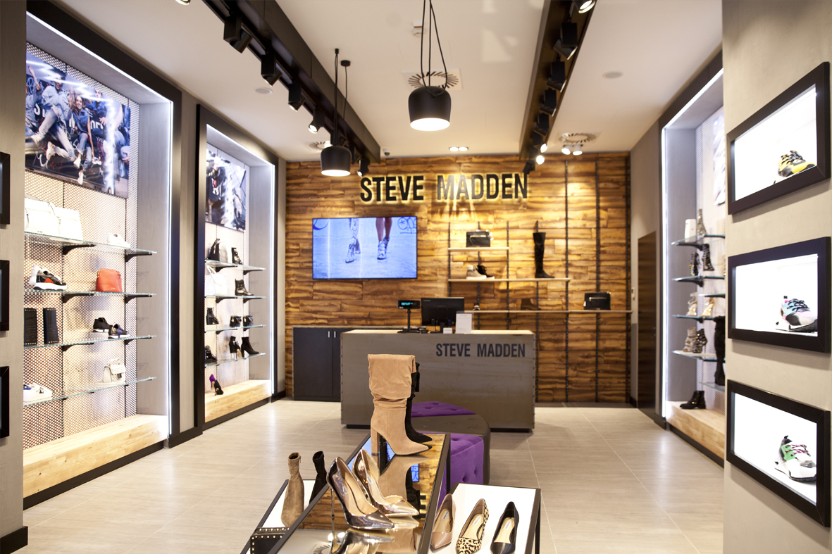 798f778e8ce The first Steve Madden store opened in Belgrade - FashionCompany ...