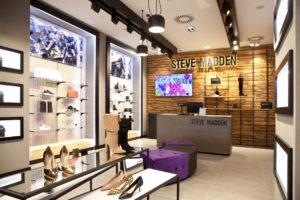 Desempleados lanzadera Soleado  The first Steve Madden store opened in Belgrade - FashionCompany ...