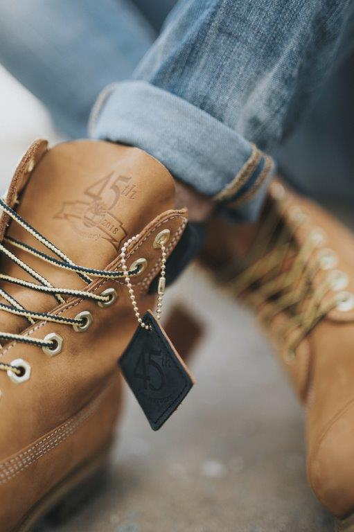 Timberland celebrates the 45th anniversary of the yellow boot with a  dedicated collection. bdb27caac6667