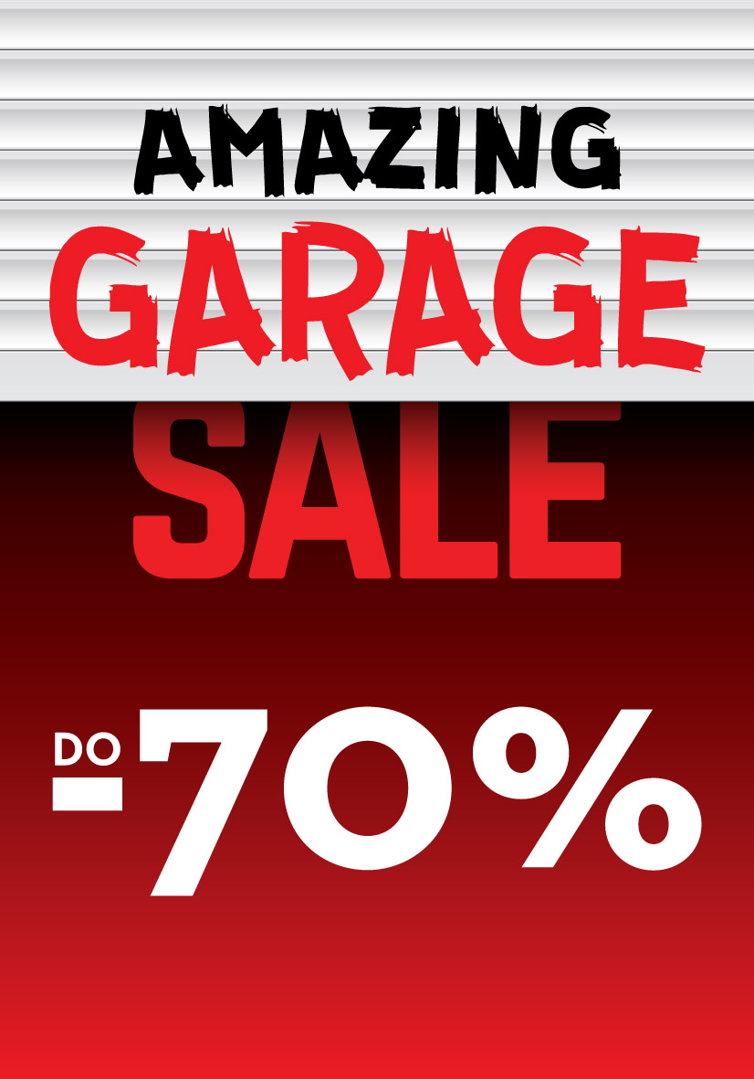 GUESS GARAGE SALE UP TO 70% OFF IN OUTLET STORES - FashionCompany ... ddfc53a6f8e